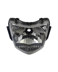 HEAD LIGHT ASSEMBLY, WITHOUT BULB