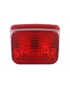 UNIT, TAIL LIGHT, WITHOUT BULB